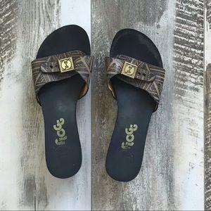 Flogg Clog Sandals